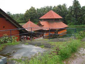 Ananthpura Lake Temple