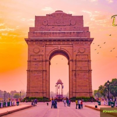 D is for Delhi