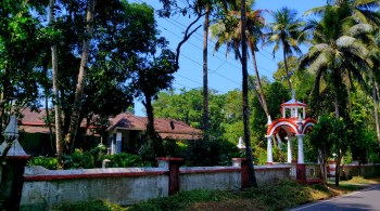 An Old Goan mansion