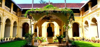 Inner Courtyard - almost all Goan houses (old ones) had this feature