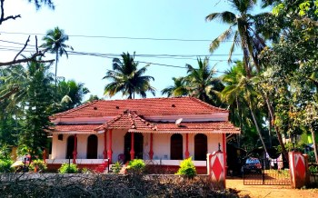 An old Goan home