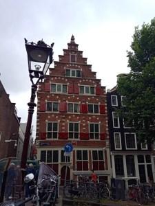 Amstredam Buildings
