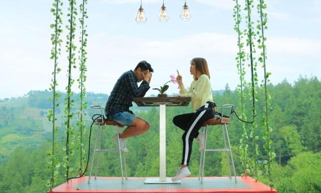 tempat honeymoon romantis di bandung