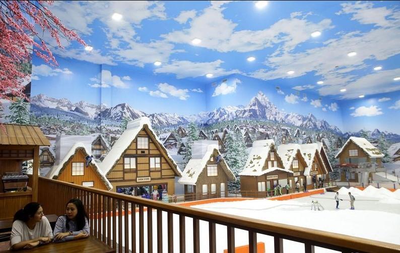 tiket masuk snow world bintaro