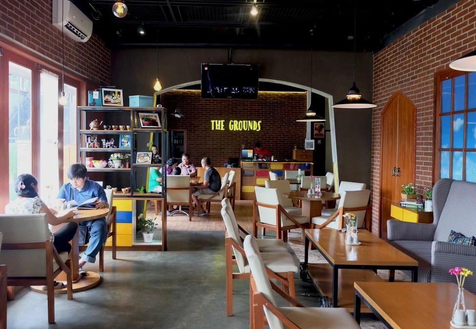 The Grounds Cafe bogor