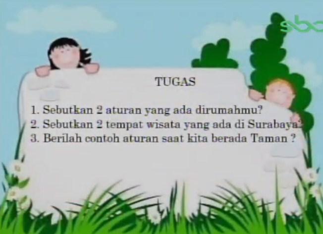 Sebutkan 2 tempat wisata yang ada di Surabaya?