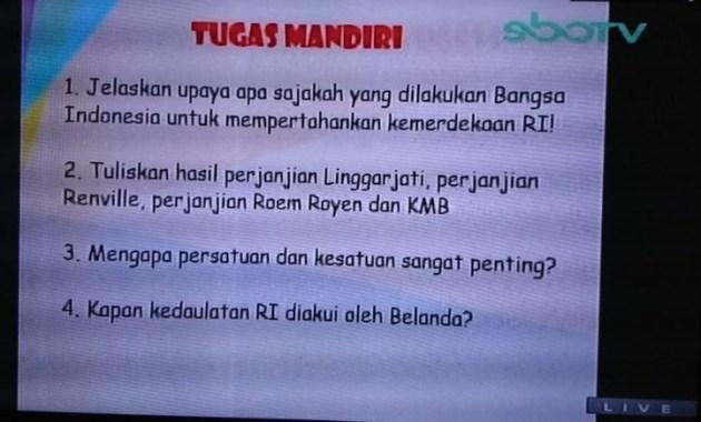 Jelaskan upaya apa sajakah yang dilakukan Bangsa Indonesia untuk mempertahankan kemerdekaan RI!