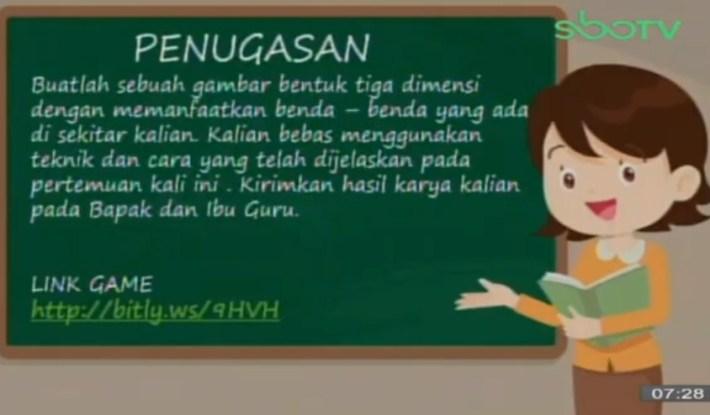 Soal dan Jawaban SBO TV 28 September SD Kelas 4