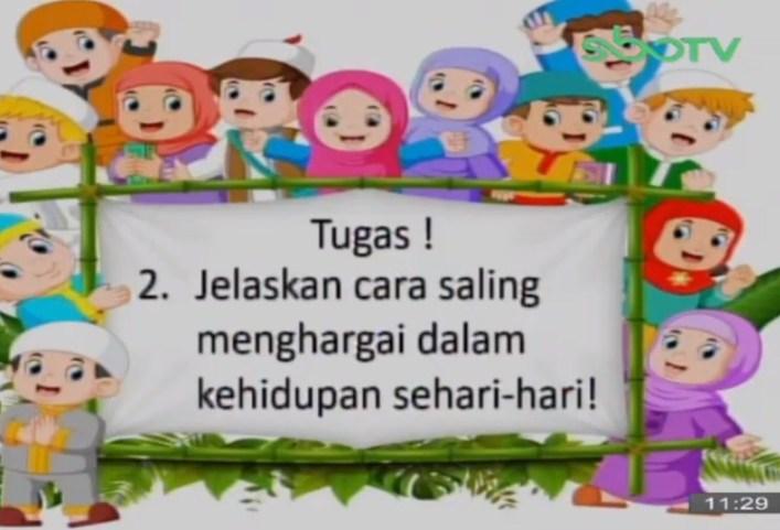 Soal dan Jawaban SBO TV 28 September SD Kelas 5