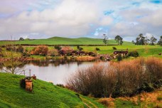 Green Dragon Bar, Hobbiton Movie Set, Matamata