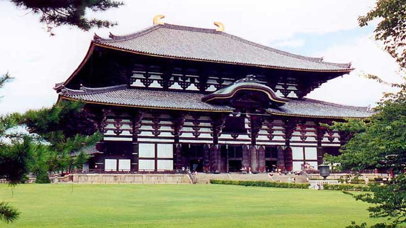 Great Eastern Temple in Nara