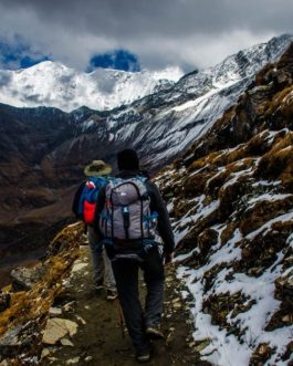 Trekking in Sham Valley Spend 7 Days (3 days travel/4 days)