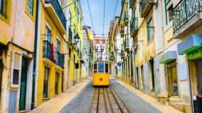 В Лиссабон за 8 200 р. на майские: супер-цена от Aegean!