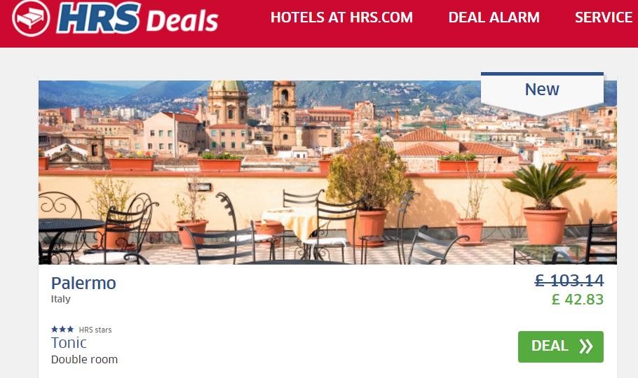 Акция HRS Deals: Скидка 50% на новые отели каждый день!