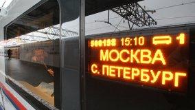 Акция РЖД: Купе из Москвы в Петербург от 1199 р.!