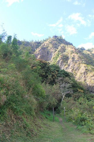 2015-08-07 - 01 - variante GR2 - Gd Place les hauts à Roche Plate - Mafate Trek Tour - La Réunion (14)