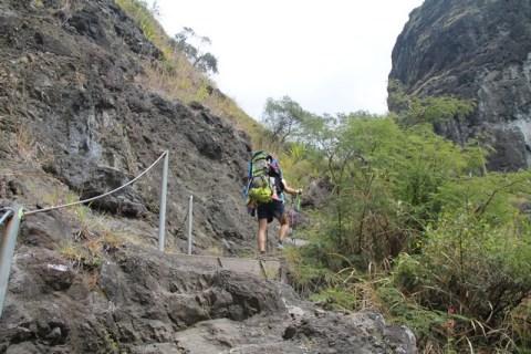 2015-08-07 - 01 - variante GR2 - Gd Place les hauts à Roche Plate - Mafate Trek Tour - La Réunion (43)