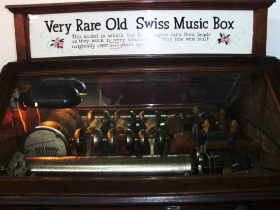 Museu do Brinquedo (Musèe Mécanique), em São Francisco