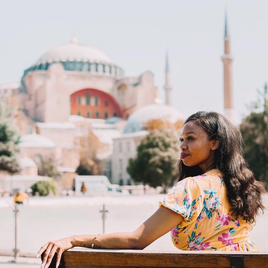 10 Lokasi Cantik di Turki Yang Harus Dilawati, Hagia Sophia