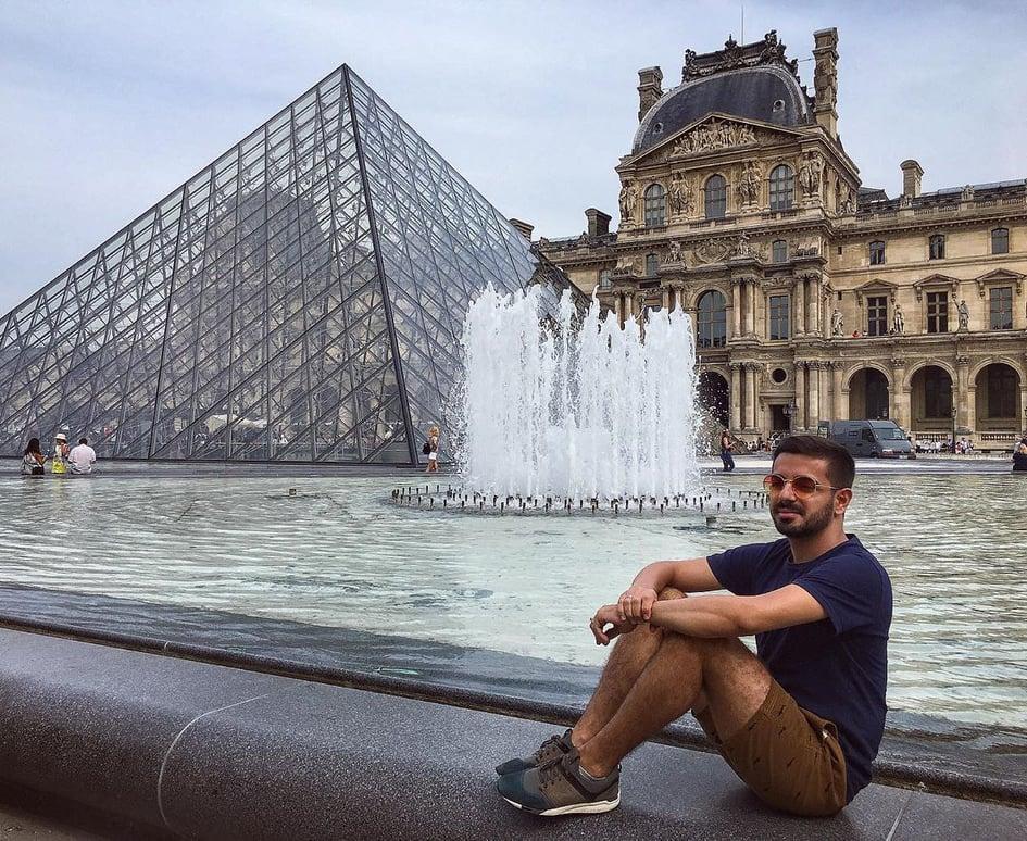 6 Destinasi Menarik di Kota Cinta, Paris, louvre