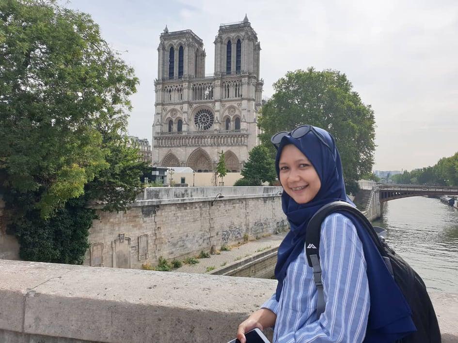 6 Destinasi Menarik di Kota Cinta, Paris, Notre Dame