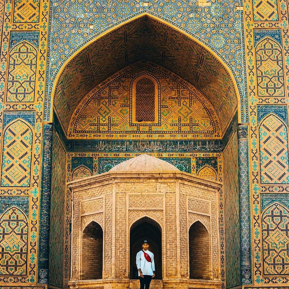 Bukhara Attractions
