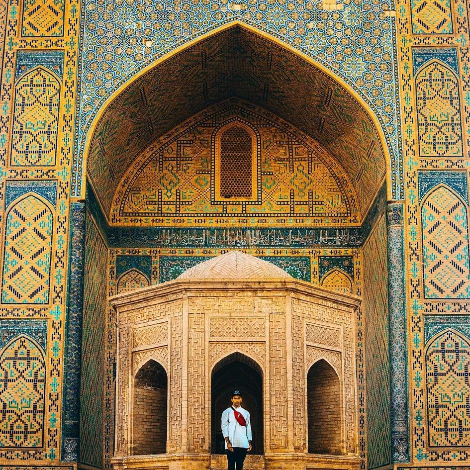 Bukhara Attractions