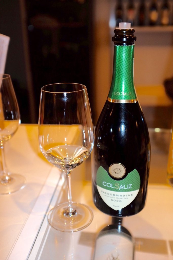 Cosaliz Prosecco di Valdobbiadene Weinmesse Basel