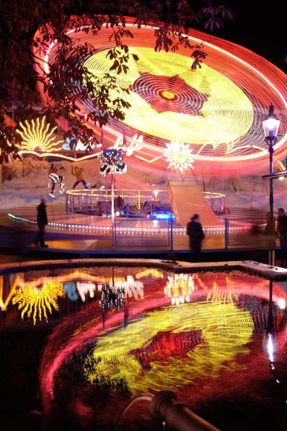 Basler Herbstmesse Münsterplatz