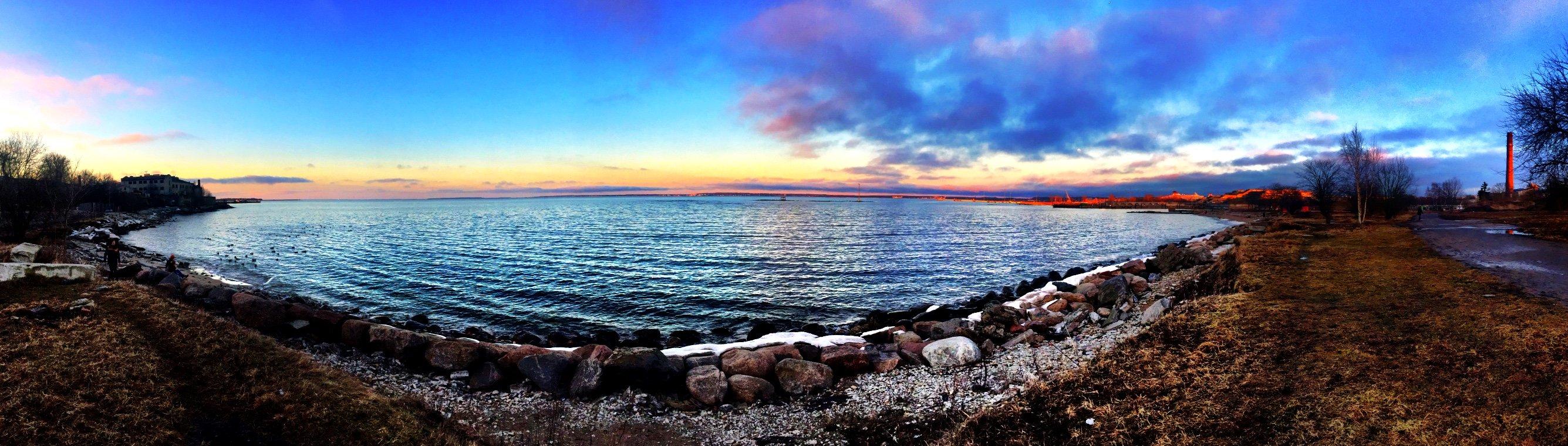 Panorama Tallinn Beach