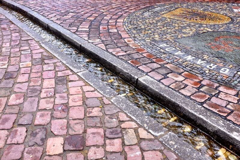 Bächle in FreiburgThings to do in Freiburg Germany