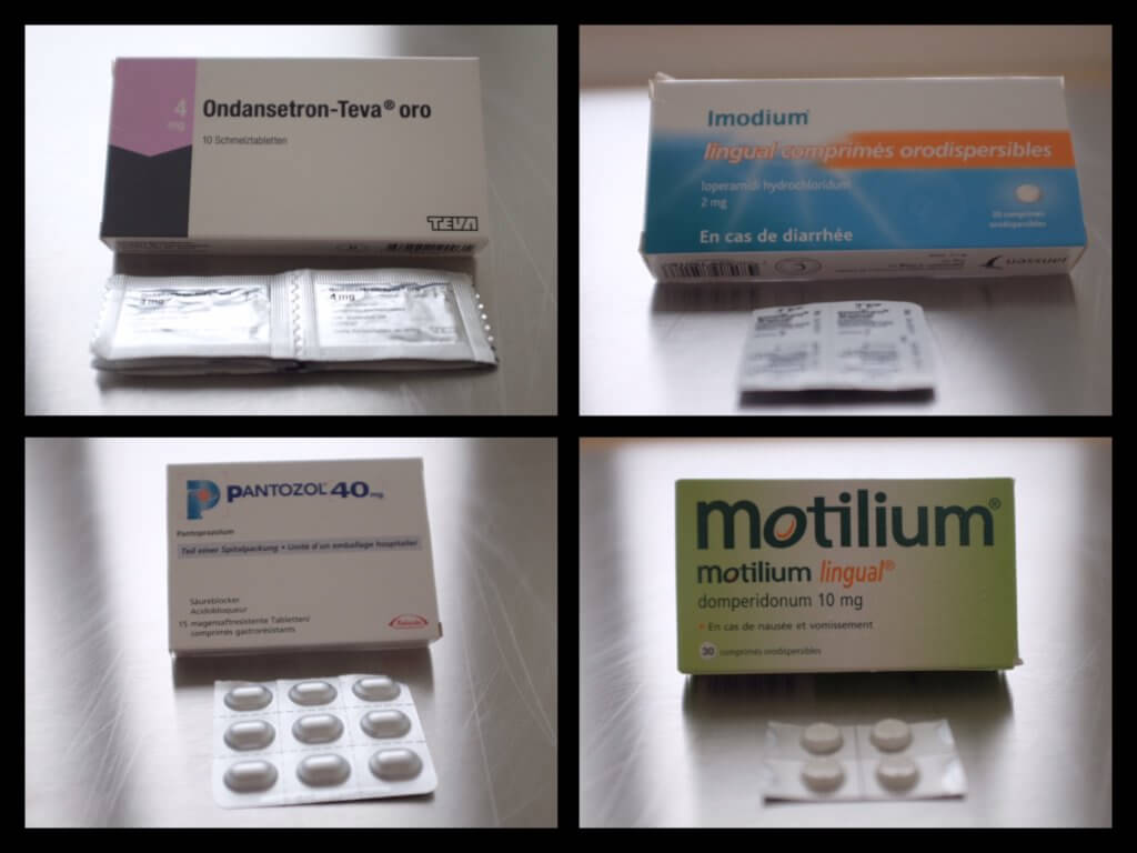 travel first aid kit medication Trip Gourmets
