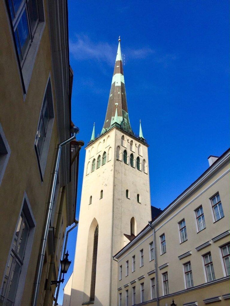 St. Olav's Church Tallinn