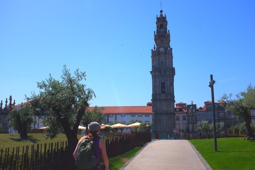 Three days in Porto. Clerigos tower
