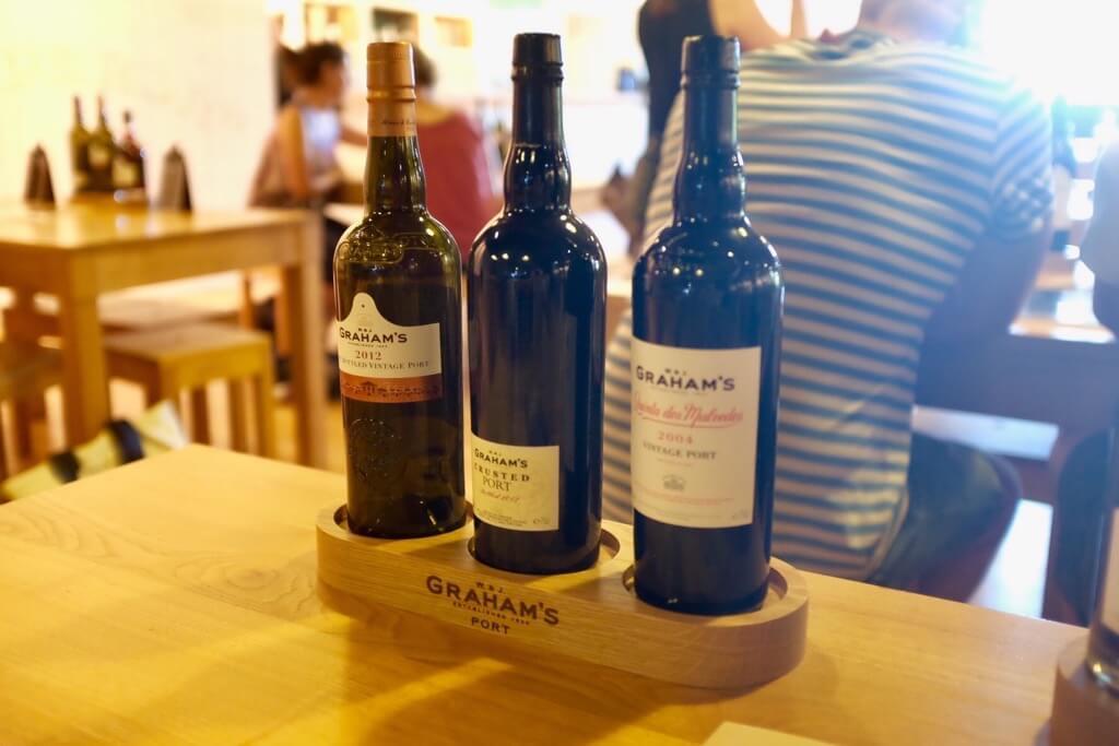 Foodie highlights of Porto Ruby tasting