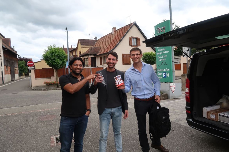 Alsace wine route tour