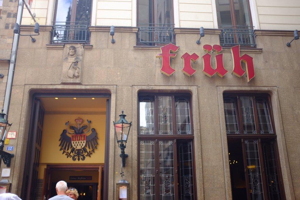 Früh brewhouse Köln Cologne Gallery Trip Gourmets