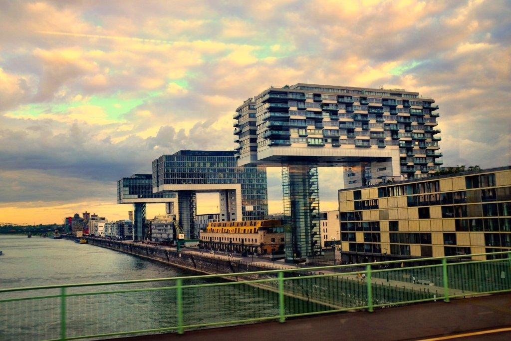 kranhäuser apartments Köln Cologne Gallery Trip Gourmets
