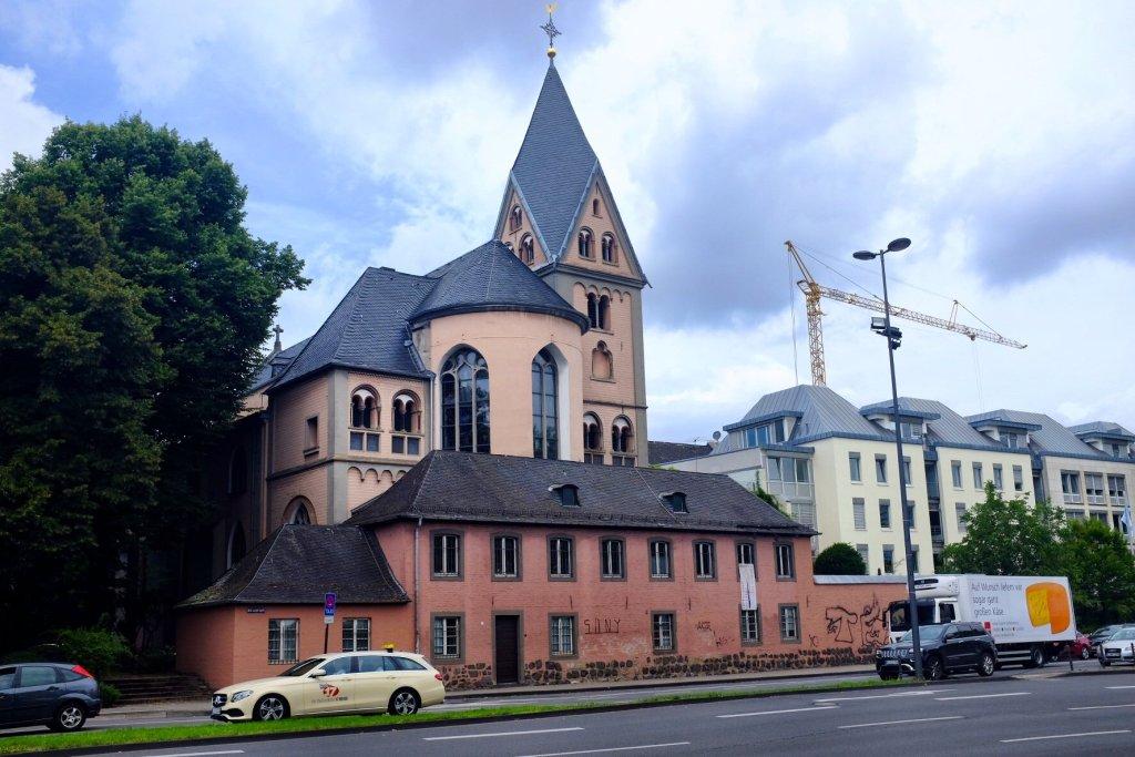 church köln Cologne Gallery Trip Gourmets