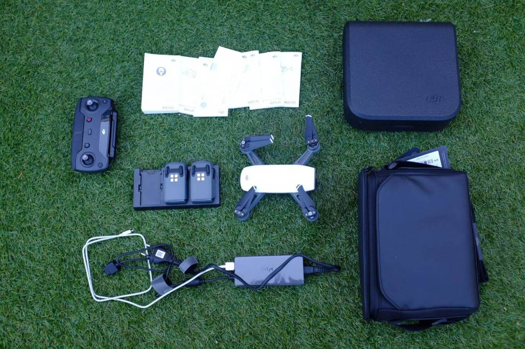 DJI Spark drone kit best cameras for travel photography