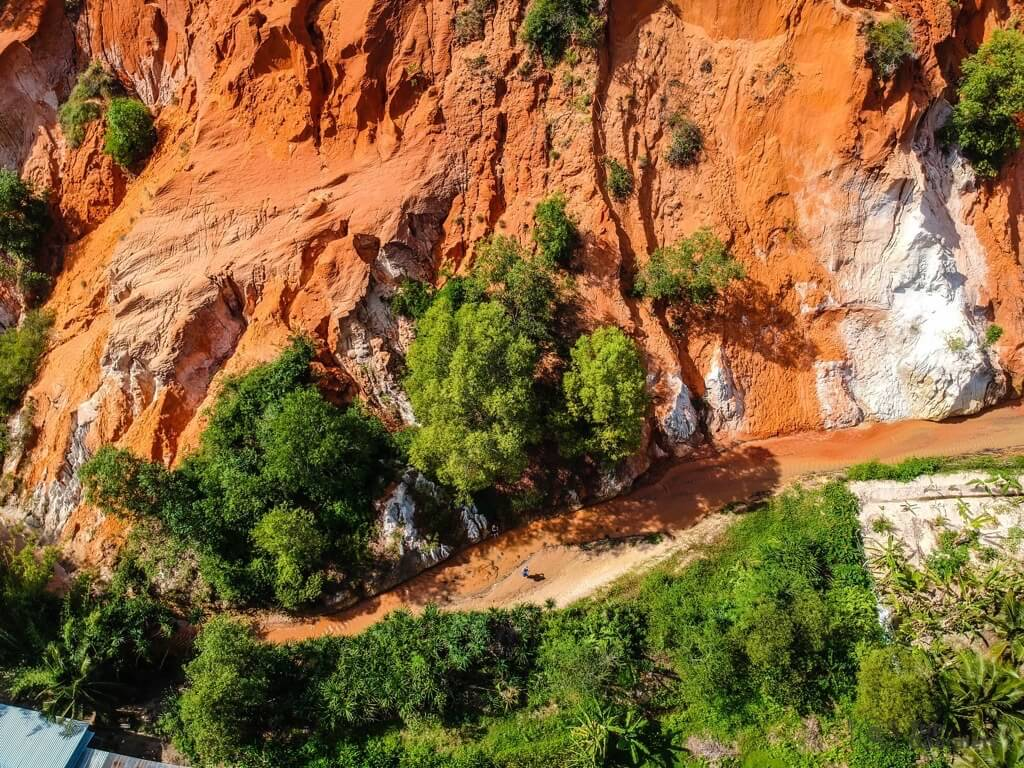 Things to do in Mui Ne Muine fairy stream forest river red rocks