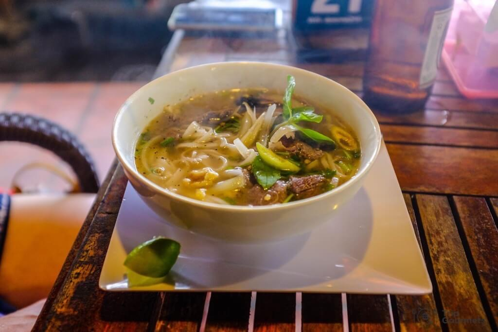 Things to do in Mui Ne Muine pho noodle beef soup