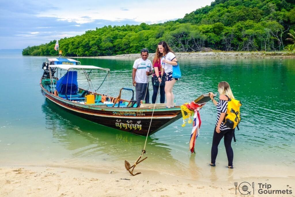 Activities Koh Samui Escape the Island tour
