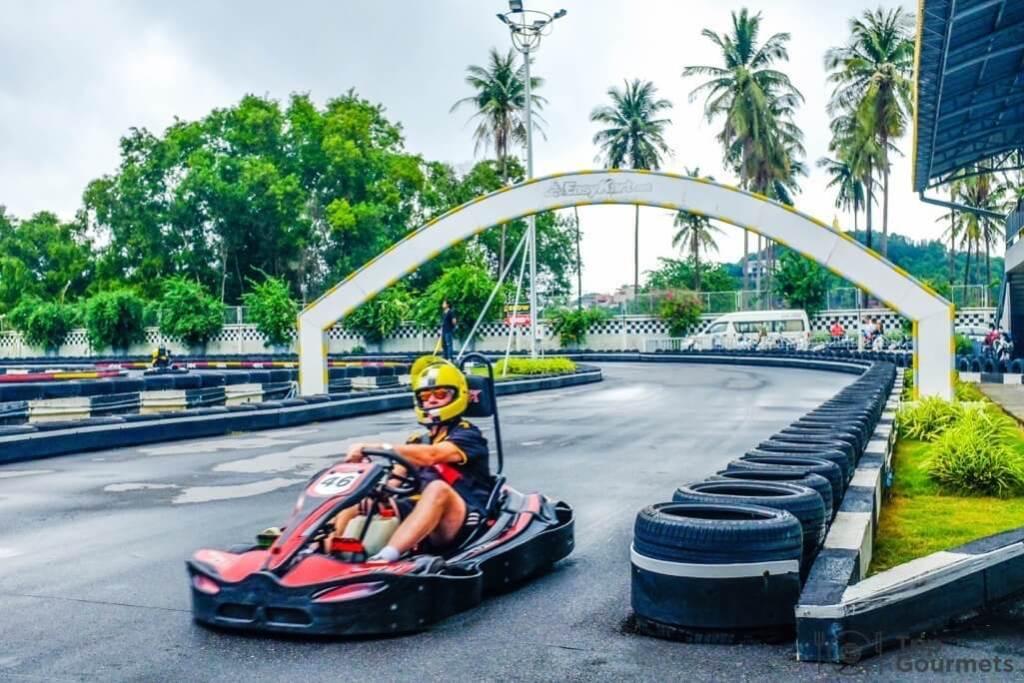Activities Koh Samui go cart gocart easycart race