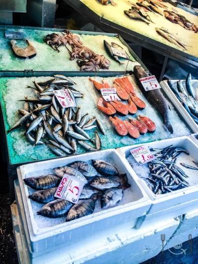 Sightseeing Thessaloniki Fresh Fish