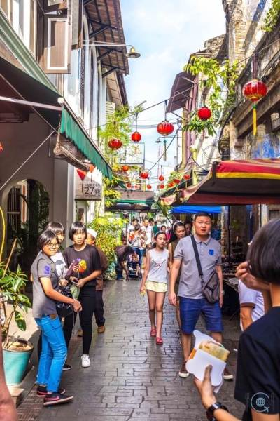 Things to do in Ipoh Concubine Street