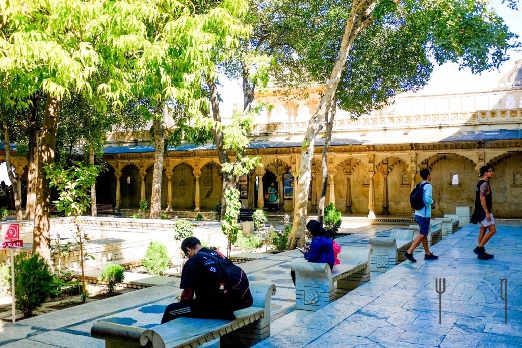 Udaipur Sightseeing Badi Mahal