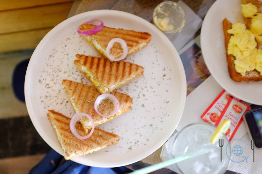 Udaipur Sightseeing - Sandwiches
