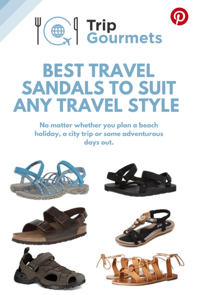 Best travel sandals