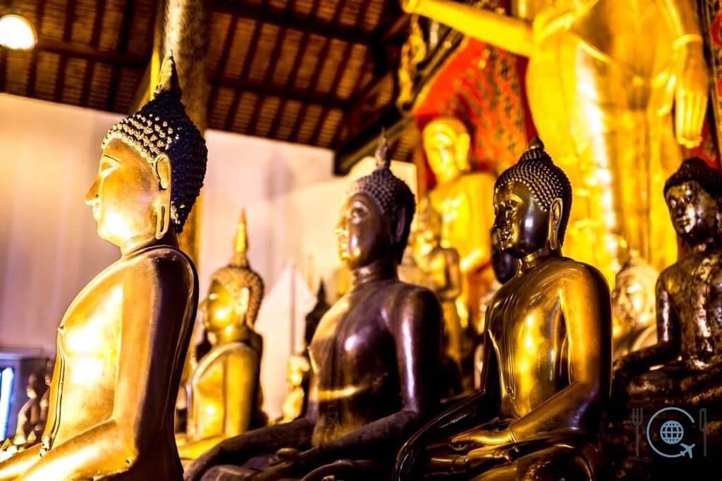 Chiang Mai Itinerary Temple